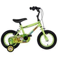 """Apollo Marvin the Monkey Boys Bike - 12"""""""
