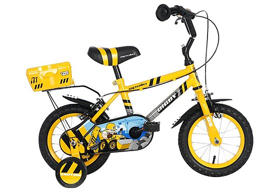Apollo Digby Boys Bike - 12