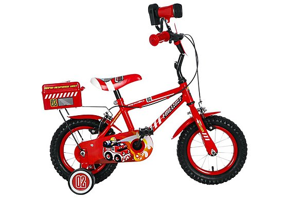 Apollo Firechief Boys Bike - 12