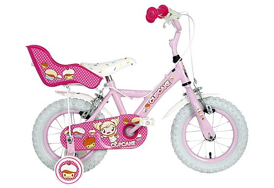 Apollo Cupcake Girls Bike - 12