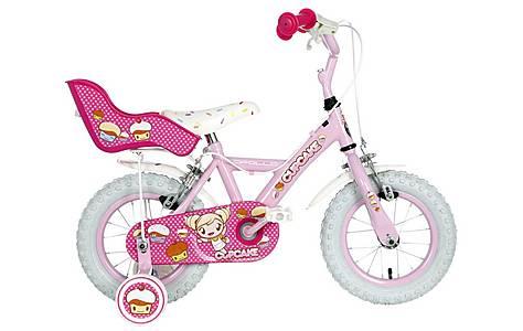 "image of Apollo Cupcake Girls Bike - 12"""