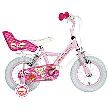 image of Apollo Cupcake Girls Bike - 12""