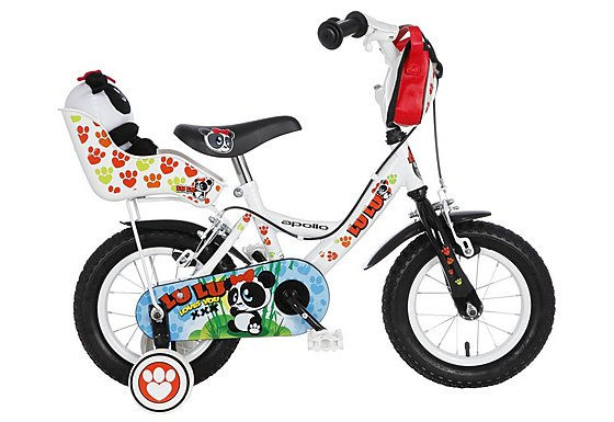 Apollo LuLu Girls Bike - 12