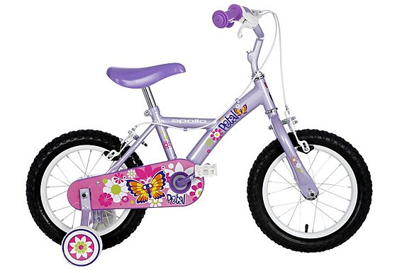 Apollo Petal Girls Bike - 14