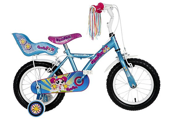 Apollo Pom Pom Girls Bike - 14