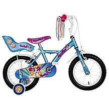 image of Apollo Pom Pom Girls Bike - 14""