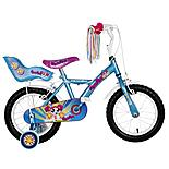 Apollo Pom Pom Girls Bike - 14""