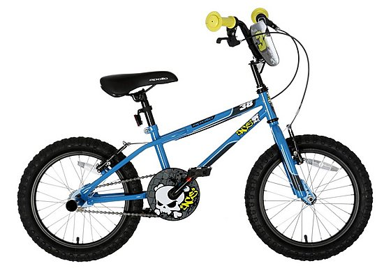 Apollo Ace Boys Bike - 16