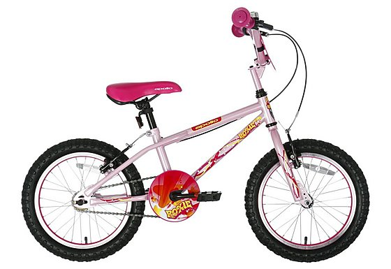 Apollo Roxie Girls Bike - 16