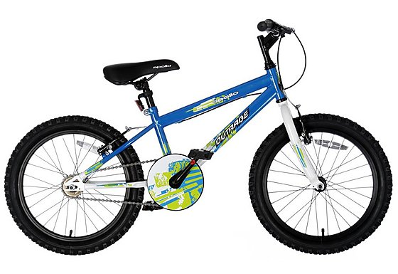 Apollo Outrage Boys Bike - 18