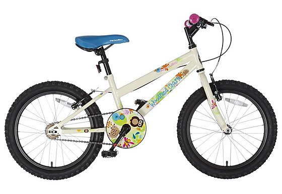 Apollo Woodland Charm Girls Bike - 18