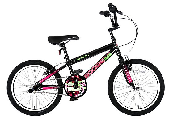 Apollo Boogie Girls Bike - 18