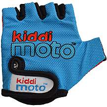 image of Kidditmoto Blue Gloves