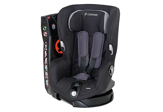 Maxi-Cosi Axiss Child Car Seat Total Black