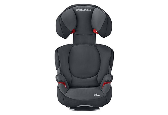 Maxi-Cosi Rodi AirProtect Booster Seat Total Black