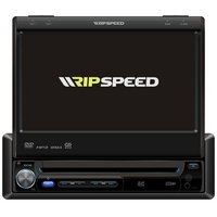 Ripspeed Refurbished DVD740 In-Dash DVD, MP3 CD Player