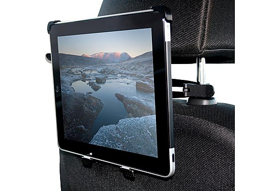 Kitsound iPad Car Headrest Holder