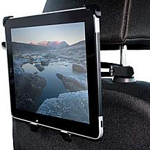 image of Kitsound iPad Car Headrest Holder