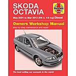 Haynes Skoda Octavia Diesel (04-12) Manual