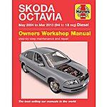 image of Haynes Skoda Octavia Diesel (04-12) Manual