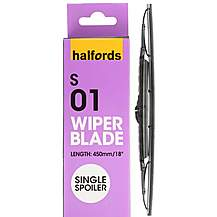 "image of Halfords Wiper Blade S07 24"" - Spoiler"