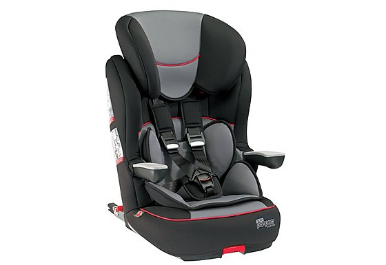 Pampero Plus Comfitrip Isofix 1-2-3 Booster Seat