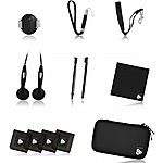 image of Playfect Classic Black Travel Pack For DSI/DS/DSLITE