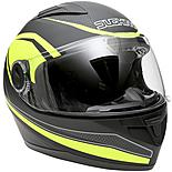 The Duchinni D705 Full Face Motorcycle Helmet