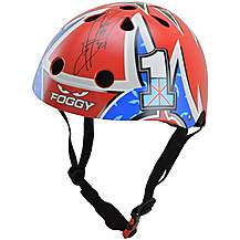 image of Kiddimoto Carl Fogarty Helmet