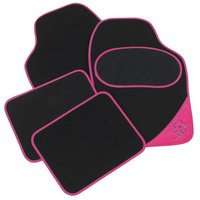 Flower Carpet Car Mats