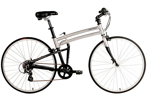 Montague Urban Folding Bike - 21