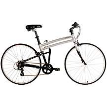 image of Montague Urban Folding Bike - 21""