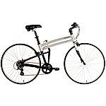 """image of Montague Urban Folding Bike - 17"""""""