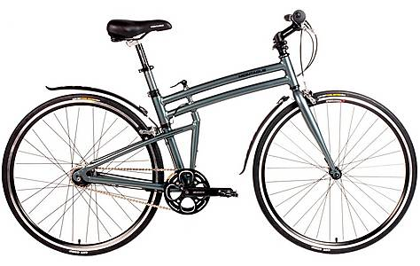 image of Montague Boston 8 Folding Bike - 21""