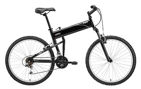 image of Montague X50 Folding Mountain Bike - 18""