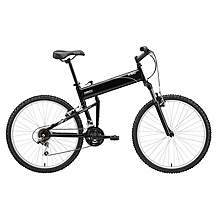 image of Montague X50 Folding Mountain Bike - 16""