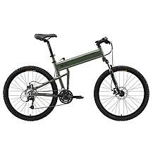 image of Montague Paratrooper Folding Mountain Bike - 16""