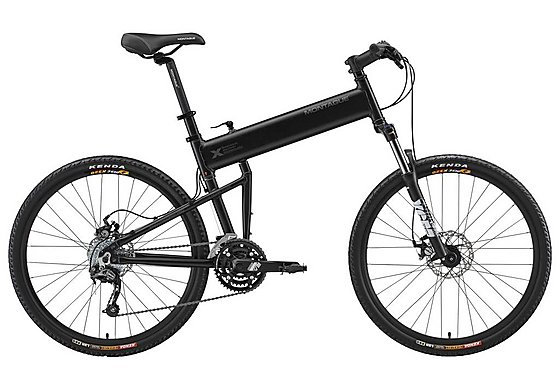 Montague Paratrooper Pro Folding Mountain Bike - 18