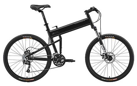 image of Montague Paratrooper Pro Folding Mountain Bike - 20""