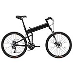 image of Montague Paratrooper Pro Folding Mountain Bike - 18""