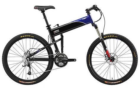 "image of Montague X90 Folding Mountain Bike - 20"""