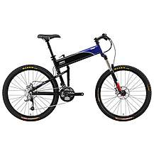 image of Montague X90 Folding Mountain Bike - 18""