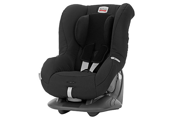 Britax Child Seat Head Support Black