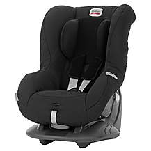 image of Britax Child Seat Head Support Grey
