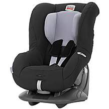 image of Britax Child Seat Head Support Black