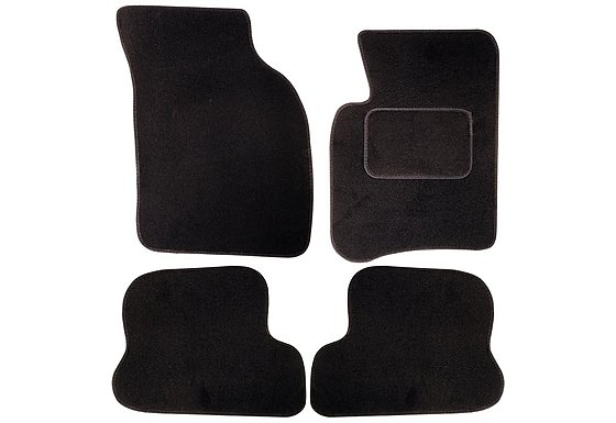 Halfords (SS1309) Ford Ka Car Mats (up to 08) BLK