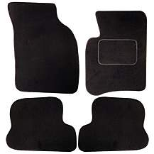 image of Halfords (SS1309) Ford Ka Car Mats (up to 08) BLK