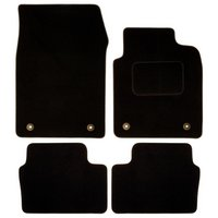 Halfords (SS1310) Vauxhall Vectra Car Mats (03-08) BLK