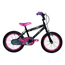 image of Neon Tink Girls Bike - 16""
