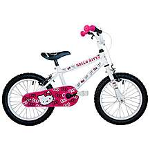 image of Hello Kitty Girls Bike 2014 - 16""